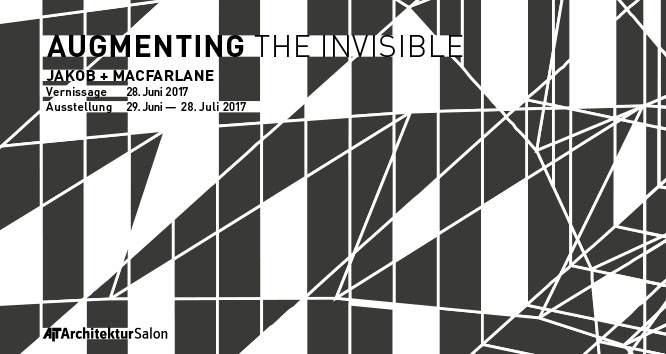 Augmenting the Invisible | Jakob + MacFarlane, Paris